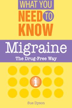 Migraine - The Drug Free Way (Ebook)