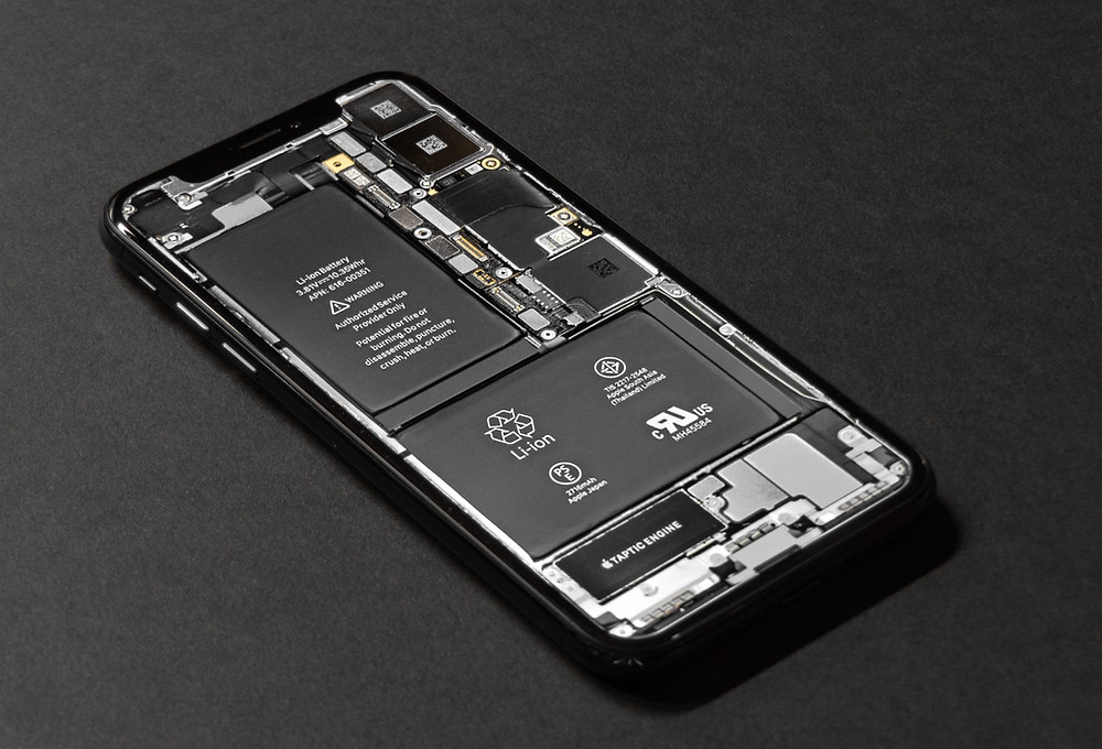 izeek iPhone X Battery Charging Port Replacement
