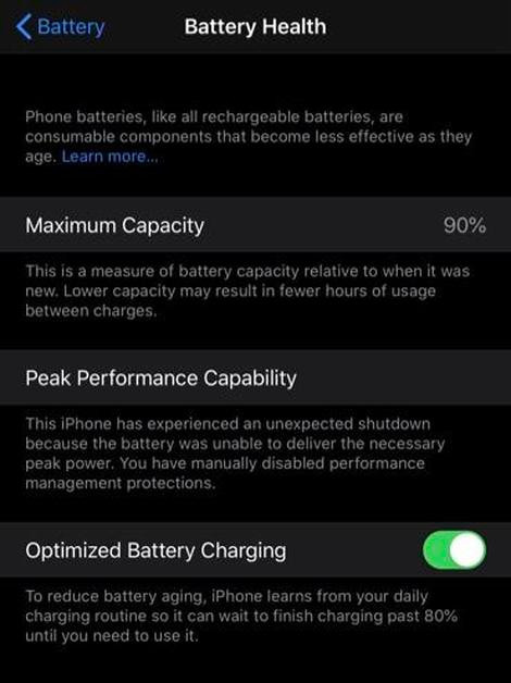 iPhone battery replacement iZeek Hamden