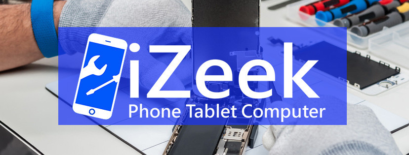 izeek repair hamden phone tablet computer