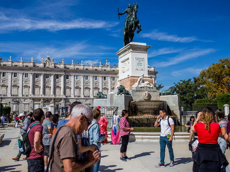 The 3 Squares un in the City Center of Madrid that are Not to Be Missed
