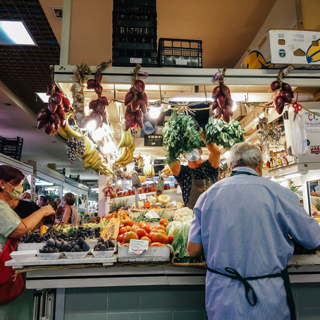 Discover all the secrets of the markets of Madrid through all the senses