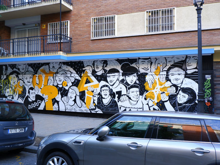 A Tour of Special Neighborhoods That Not Many Tourists Are Familiar With The Graffiti and Street Art