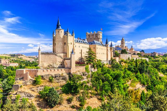 Alczar-Of-Segovia