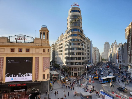THE PERFECT GUIDE TO VACATION IN MADRID - PUT TOGETHER YOUR FAVORITE ROUTE - PART ONE