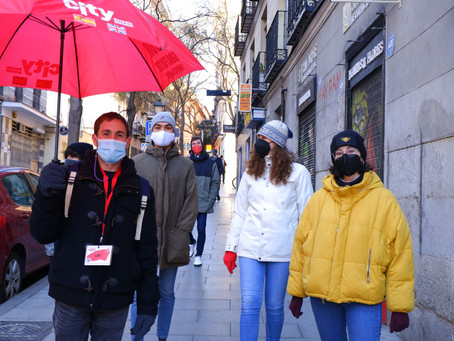 How can we keep on traveling in Madrid during Covid-19 times?