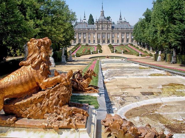 San-Idelfonso-Gardens