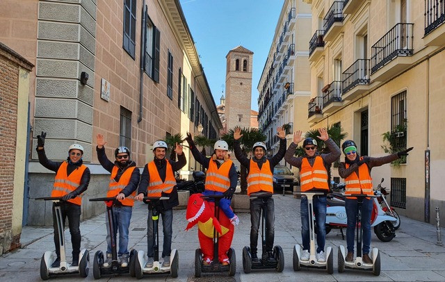 Segway-Fun-Madrid