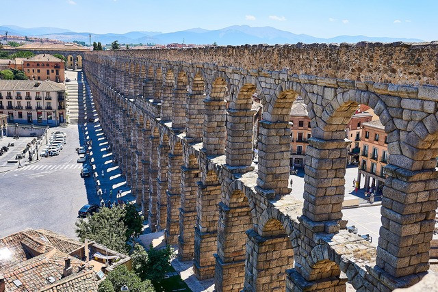 Aqueduct-Of-Segovia
