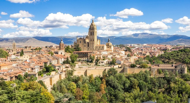 The amazing view of Segovia in a day tour from Madrid as you have never seen before