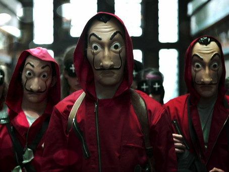 """Money Heist"" Experience in Madrid: Why is the leader of Spain's gold robbery is Argentine?"