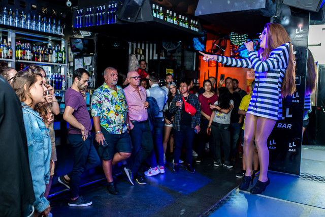Dance Bar Madrid