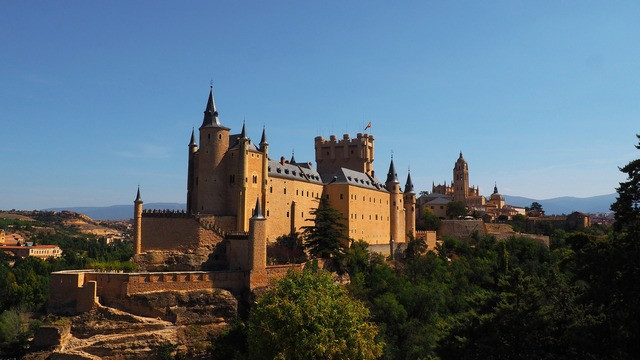 The Cathedral of Segovia is only one more example of a not-to-be-missed site as part of the day tour from Madrid
