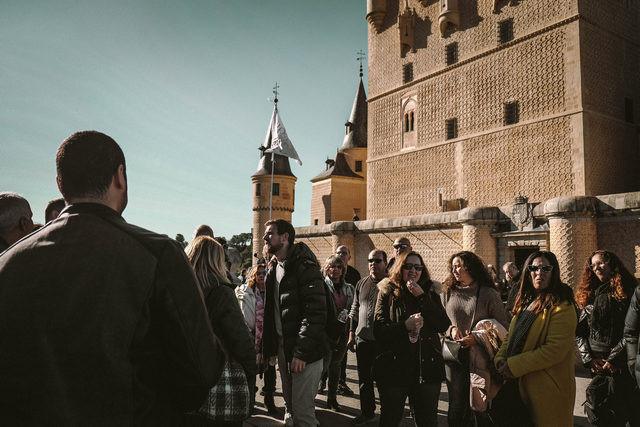 La arquitectura Segoviana os sorprendara con sus secretos en la excursión de un día desde Madrid