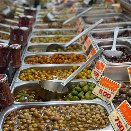 Markets and Tapas Tour in Madrid - unique & surprising culinary experience in the heart of the city
