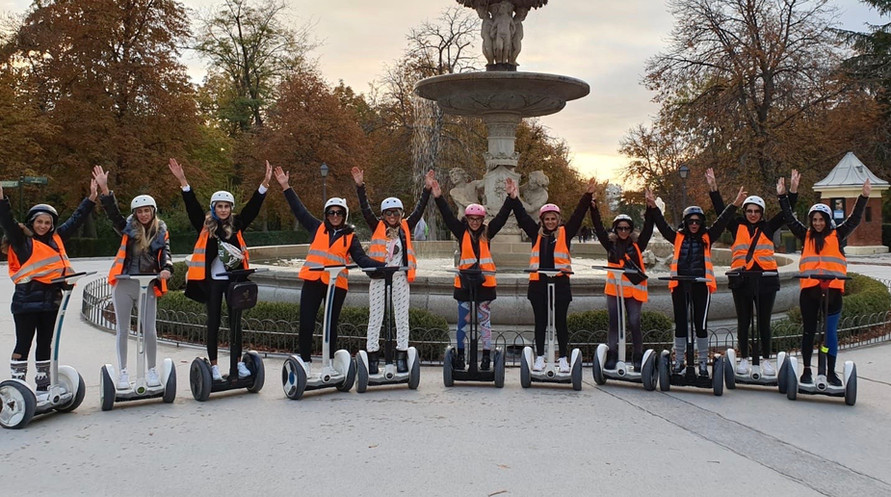 Segway-Tour-Madrid