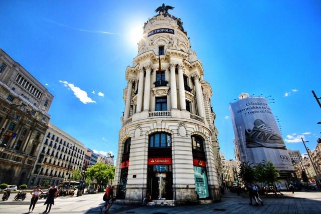 Metropolice Madrid