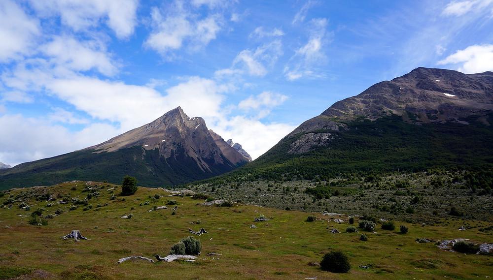 Cañadón de la Oveja, Tierra del Fuego