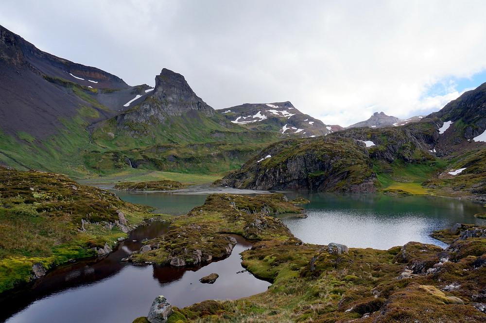 Valle Superior, Tierra del Fuego