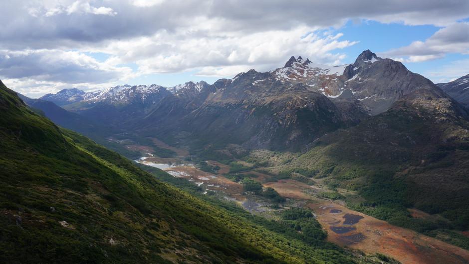 Part II - Trekking around Ushuaia (Argentina)