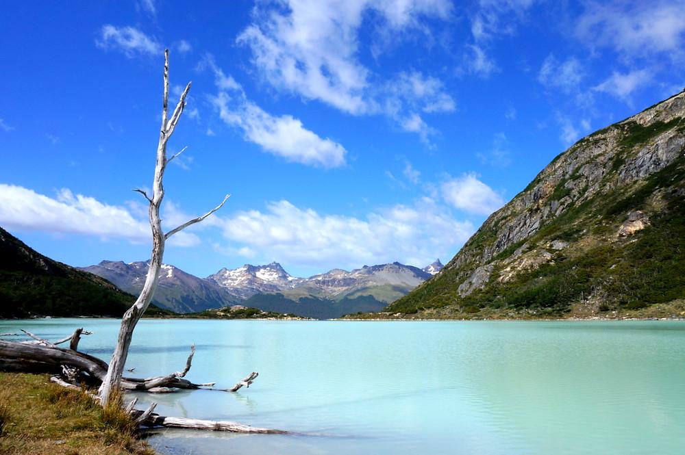 Laguna Esmeralda, Tierra del Fuego