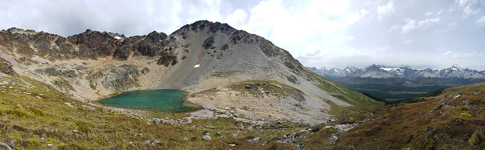 Laguna Turquesa, Tierra del Fuego