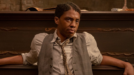 Best Actor: Chadwick Boseman
