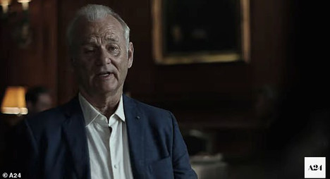 Best Supporting Actor: Bill Murray