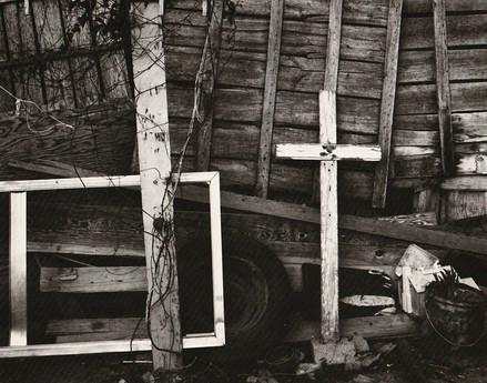 Storage of the cross