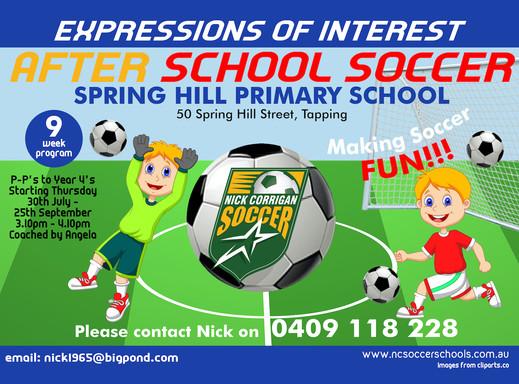 Springhill Primary School - Term 3 2020
