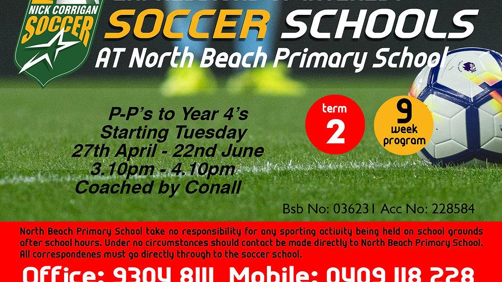 North Beach Primary School (Tue)
