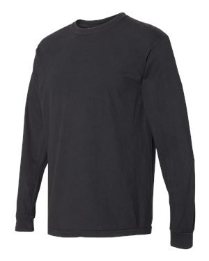 Unisex Washed Out Long Sleeve Tee