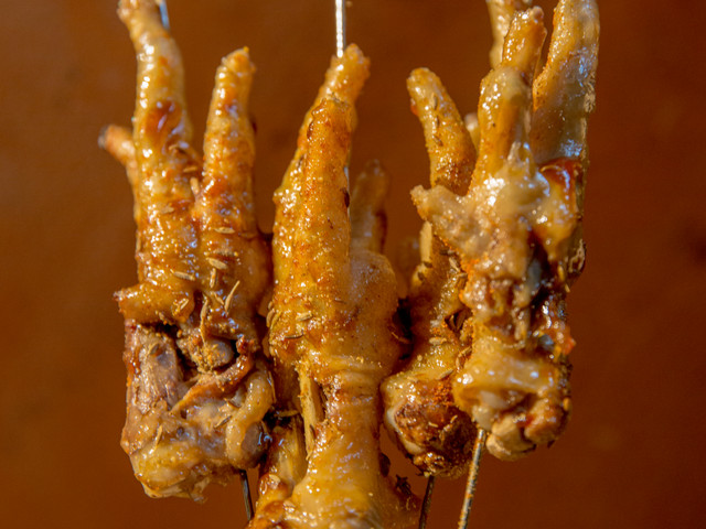 烤凤爪 Chicken Feet(4pc)