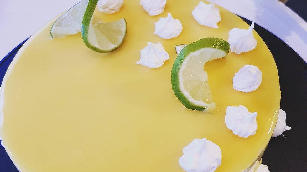 Citron vert, basilic, noisette