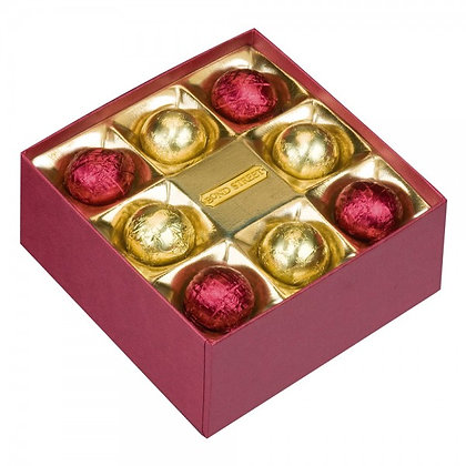 Rigid Box - Burgundy