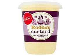 Rodda's Cornish custard