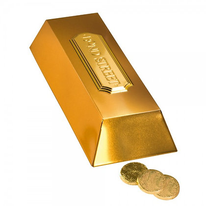 Bond Street Ingot - Gold