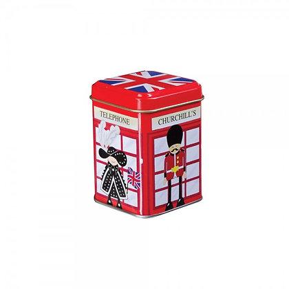 Mini Souvenir Telephone Kiosk (voorradig)