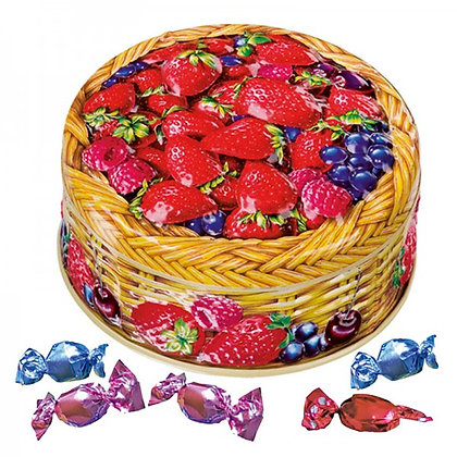 Summer Berry Basket