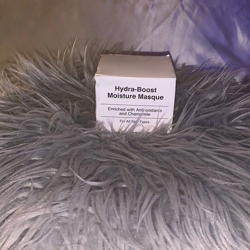 Hydra-Boost Moisture Masque w/ anti-oxidants and Chamomile