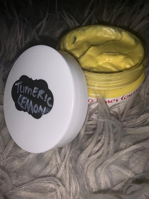 Tumeric Lemon Body Butter