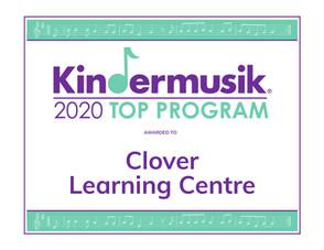 Kindermusik Cert TopProgram 2020