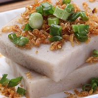 21. Steamed Yam Cake (2pcs)