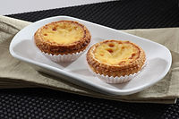 24. Portuguese Egg Tart