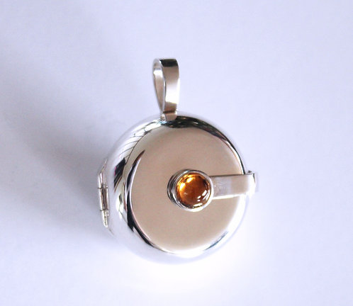 Citrine silver