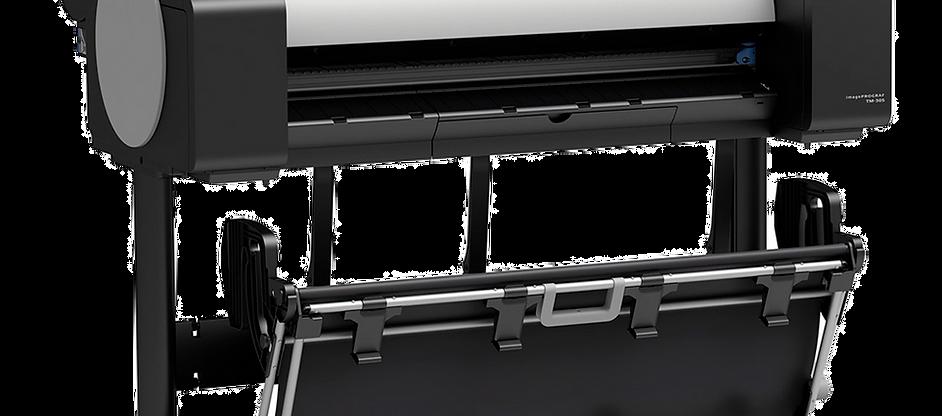 Canon iPF TM 200 24 Zoll optional Scanner