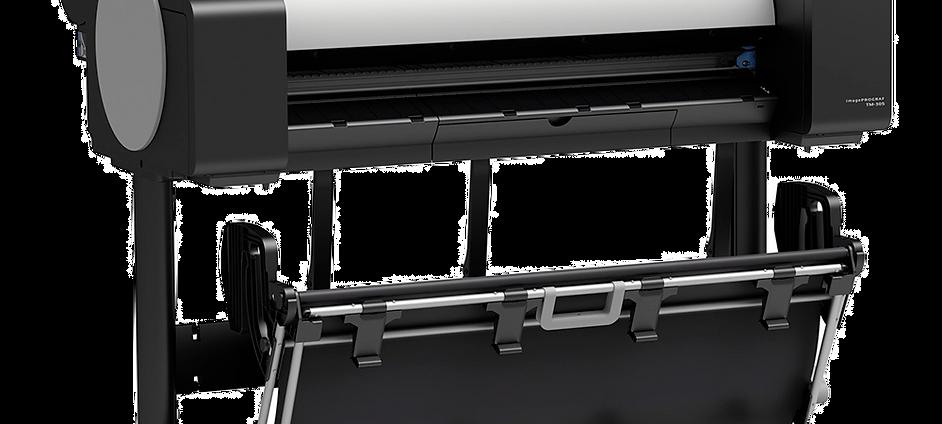 Canon iPF TM 205 24 Zoll optional Scanner