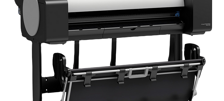 Canon iPF TM-305 36 Zoll optional Scanner