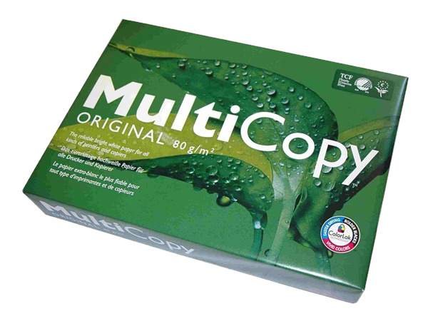 MultiCopy 80gr A3