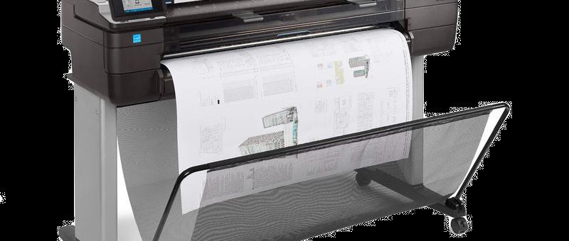HP DesignJet T830 MFP 36 Zoll